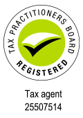 Registered Australian tax agent 25507514
