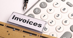 Business invoicing bookkeeper services