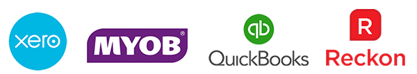 Xero MYOB QuickBooks Reckon bookkeeper